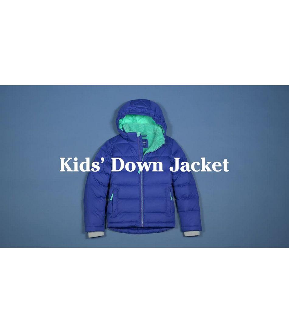 Video: Bean's Down Jackets Kids'