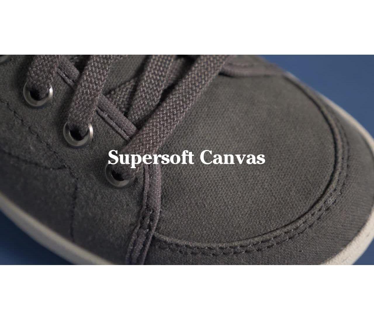 Video: Campside Shoe Oxford LTT Canvas Ms