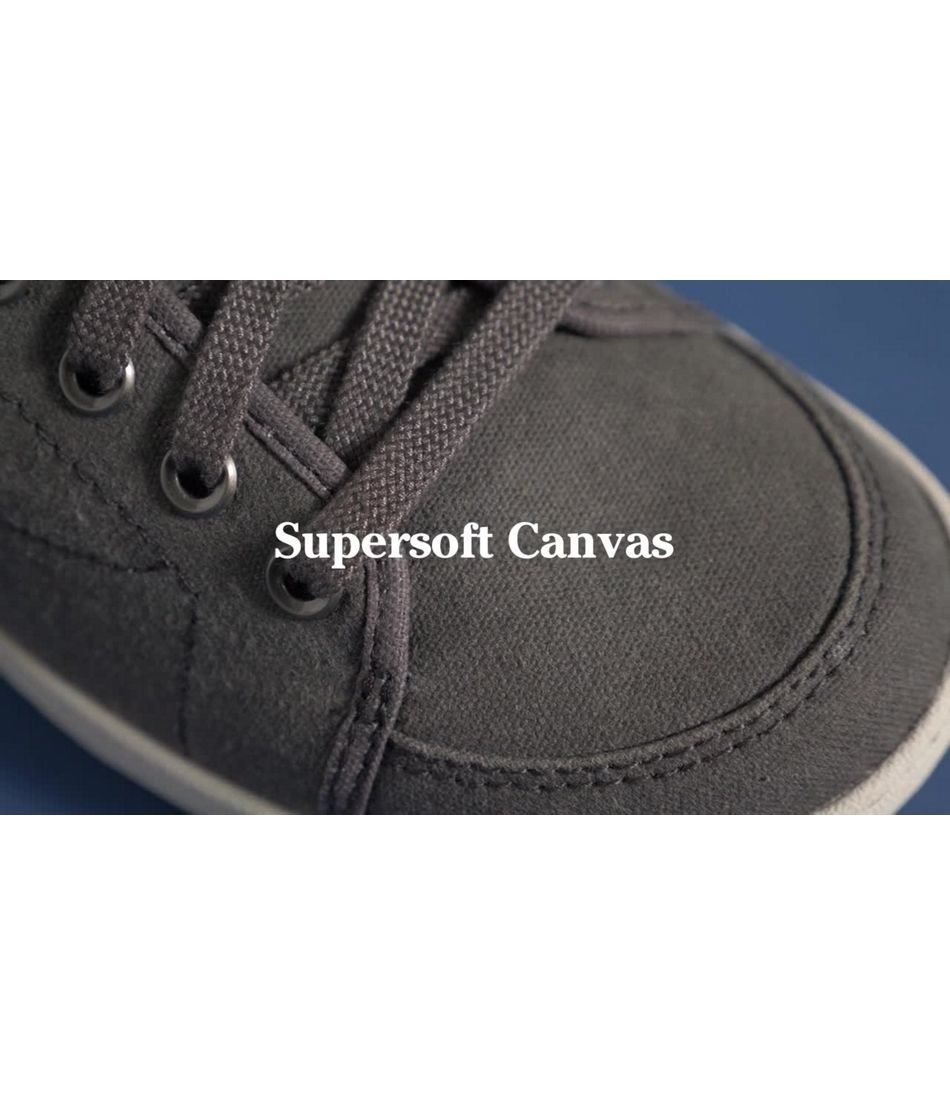 Video: Campside Shoe Oxford LTT Canvas Ms