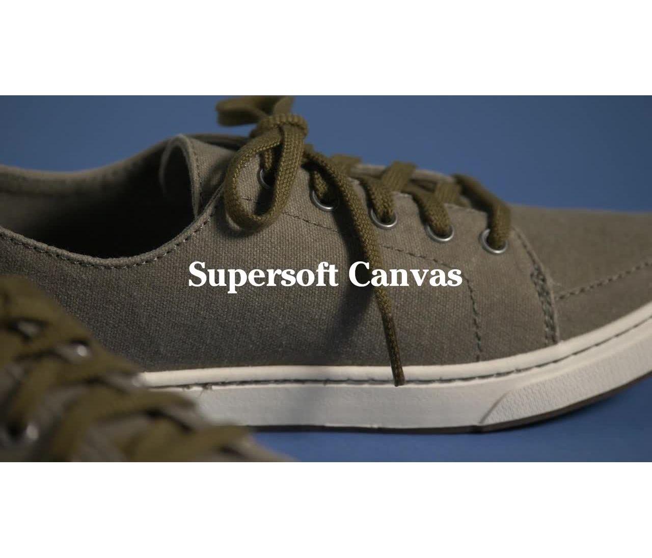 Video: Campside Shoe Oxford  LTT Canvas Ws