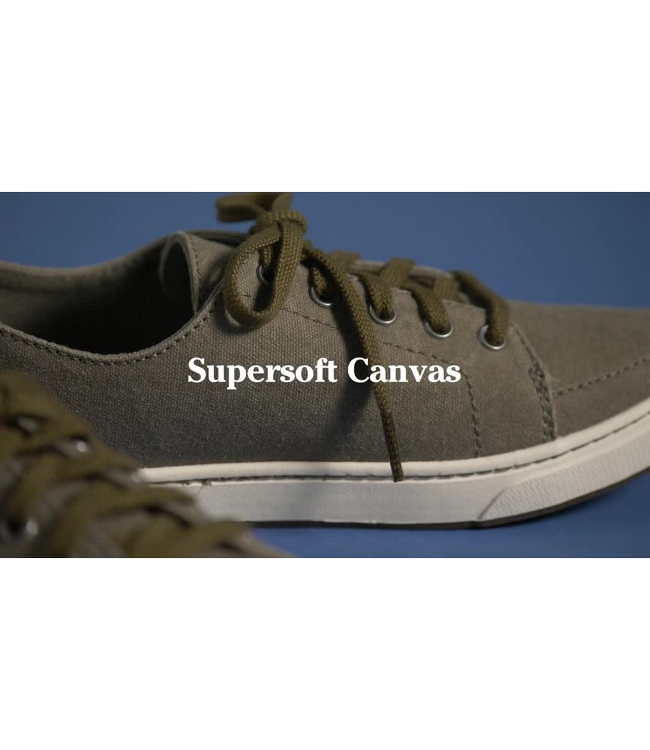 Video: Campside Shoe Oxford  LTT Canvas Ws