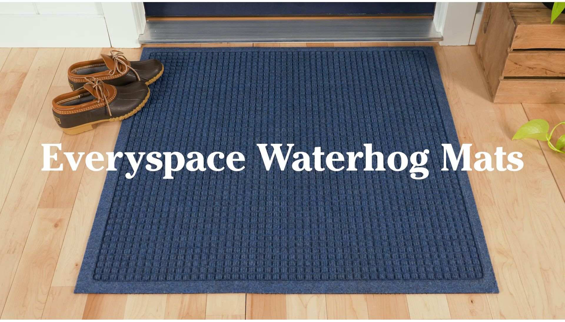 Video: EVERYSPACE WATERHOG MATS