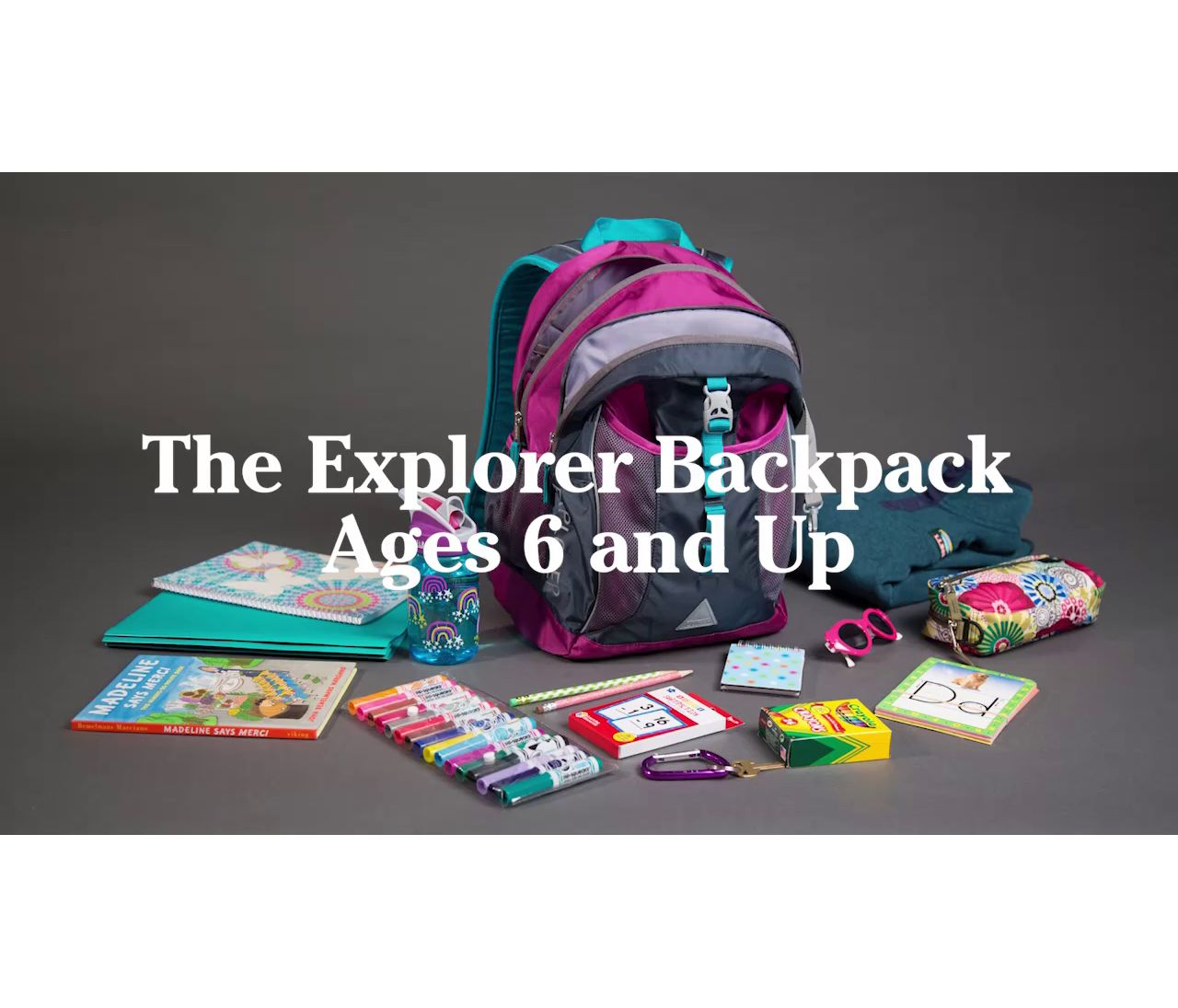 Video: Explorer Pack