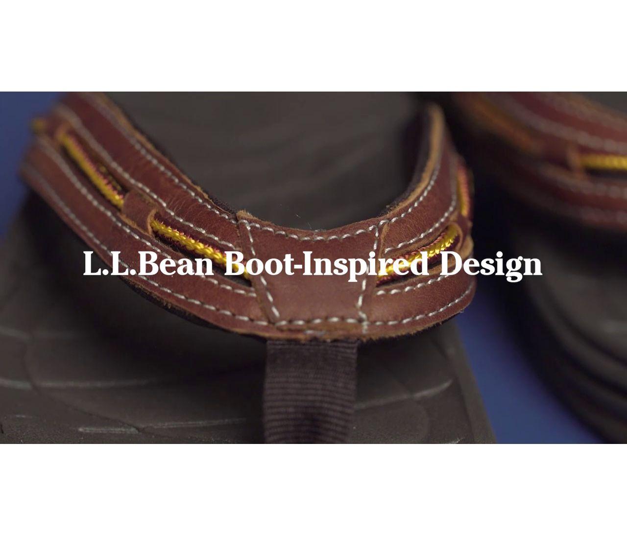 Video: Ws Freeport 1912 Flip Flop Sandal Leather