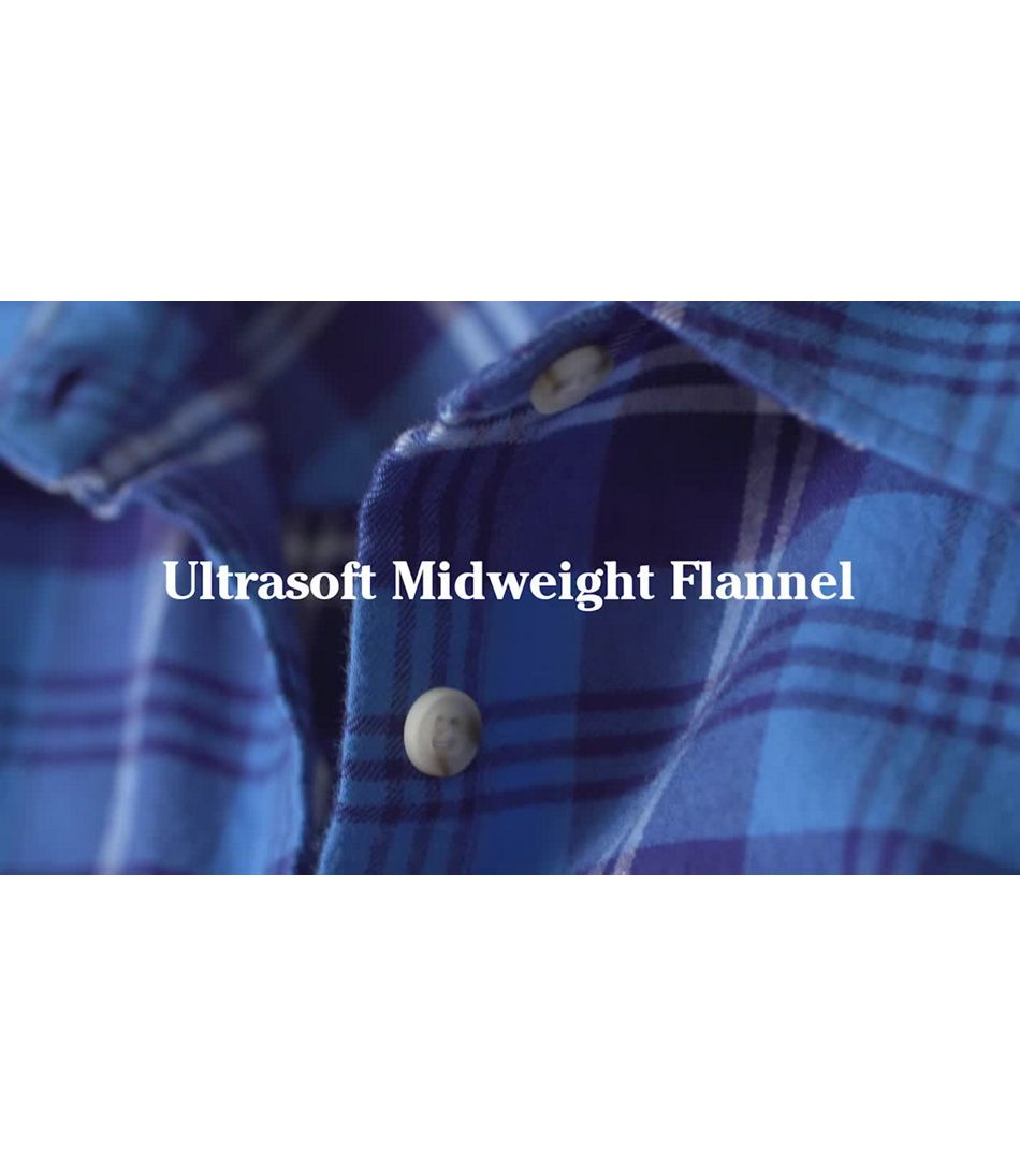 Video: Freeport Flannel Shirt Ws