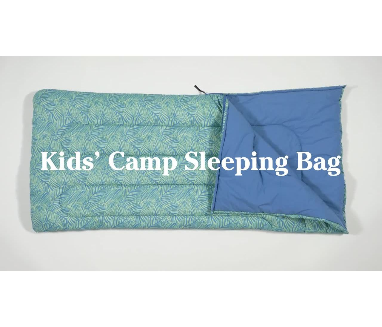Video: Graphic Camp Sleeping Bags 40F