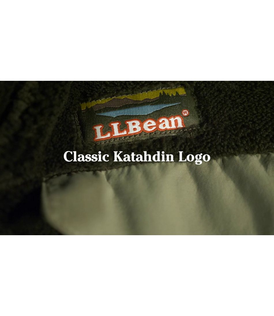 Video: L.L.Bean Hi-Pile Fleece Full-Zip Jacket Ws