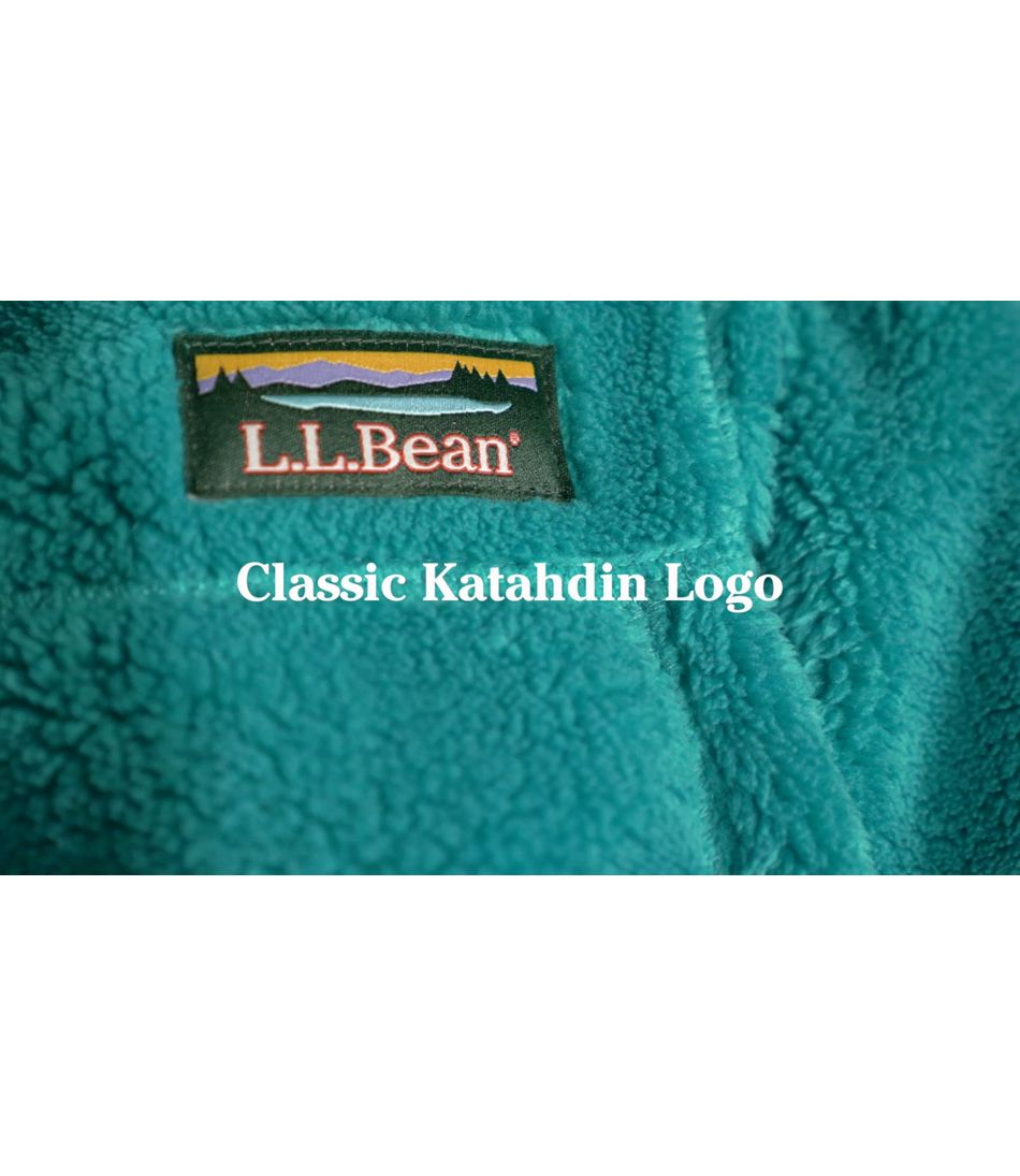 Video: L.L.Bean Hi-Pile Fleece Kids