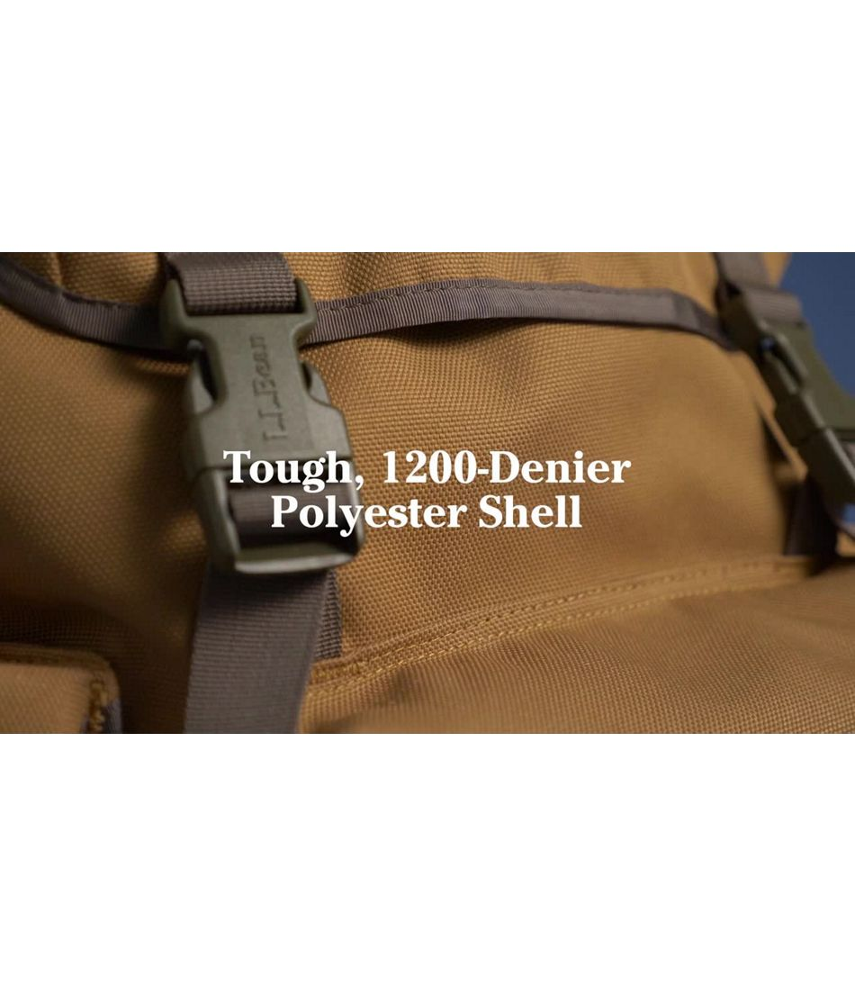 Video: L.L. Bean Continental Rucksack