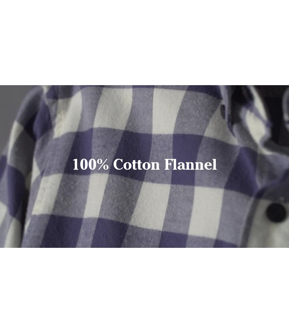 Video: Lakewashed Flannel Ms