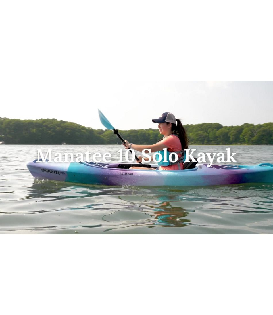 Video: L.L.Bean Manatee Kayak 10'