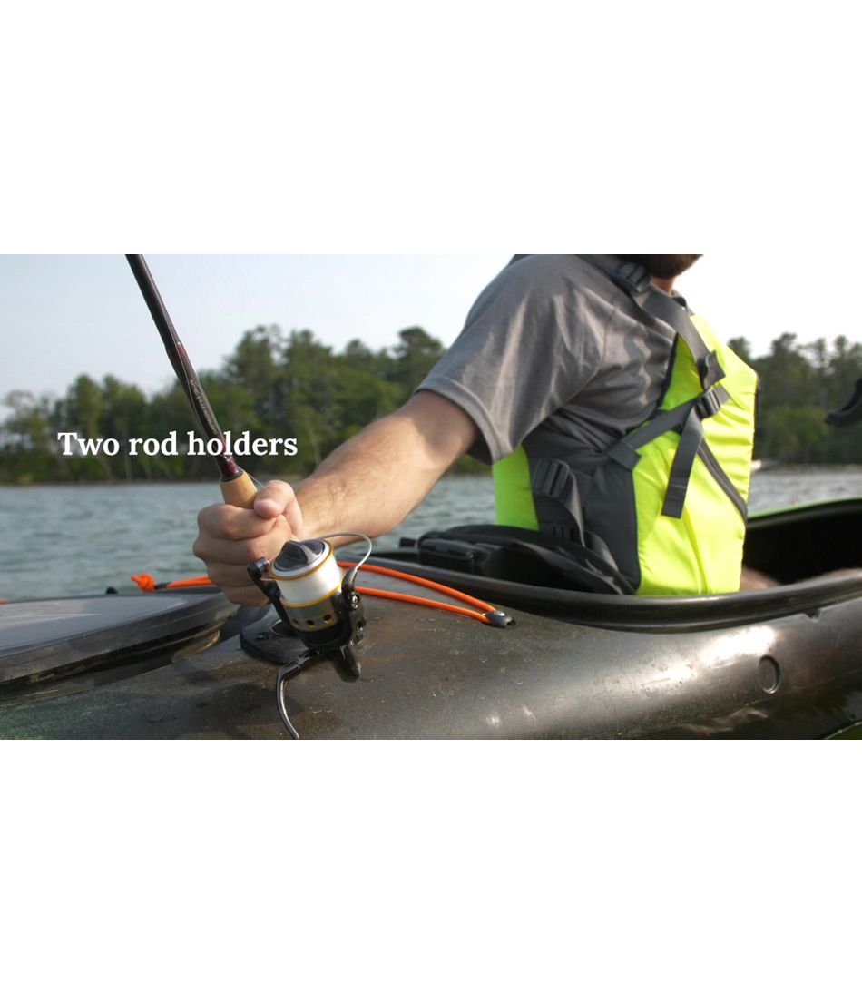 Video: L.L.Bean Manatee 12 Deluxe Angler Kayak