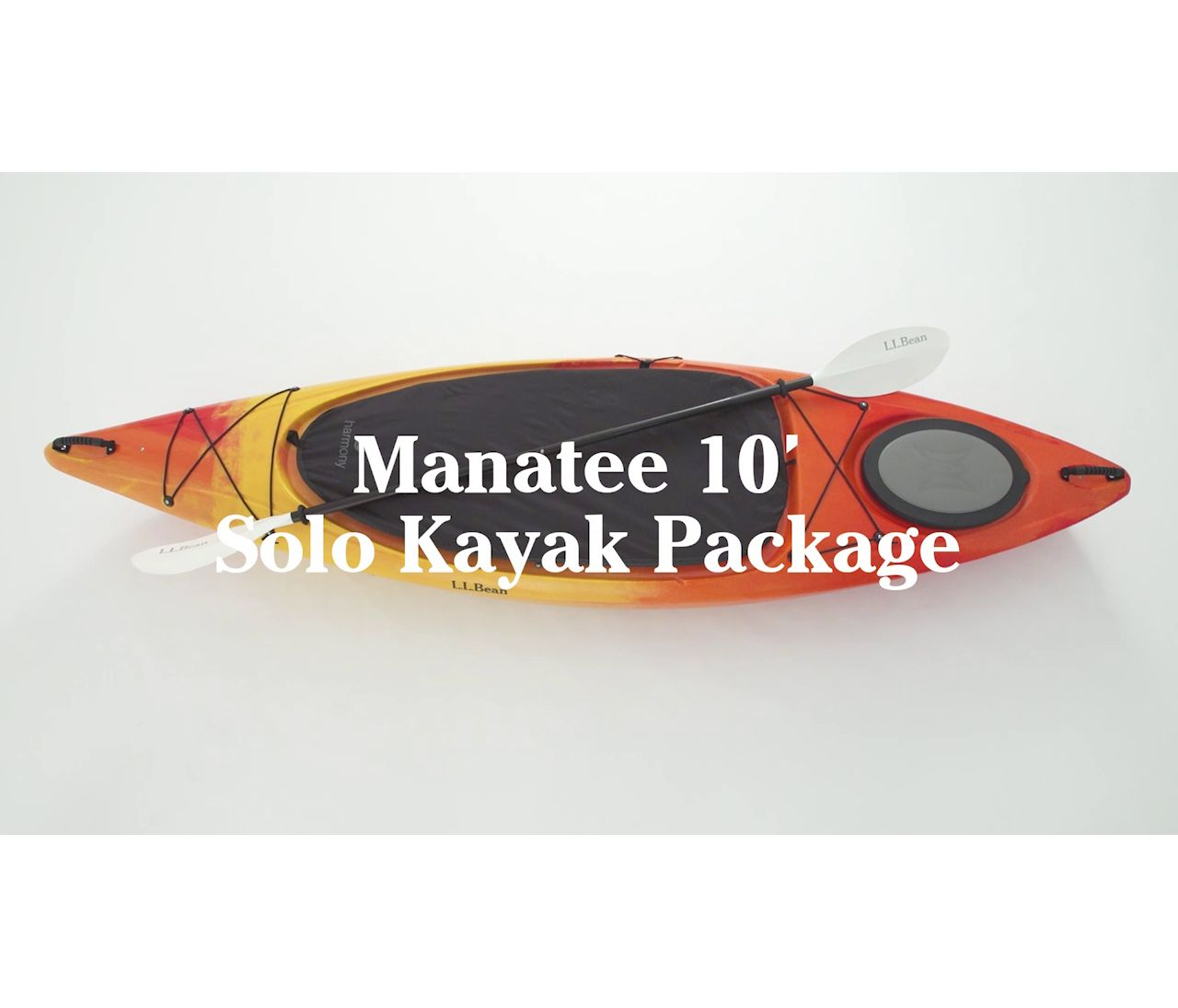 Video: L.L.Bean Manatee Kayak Package