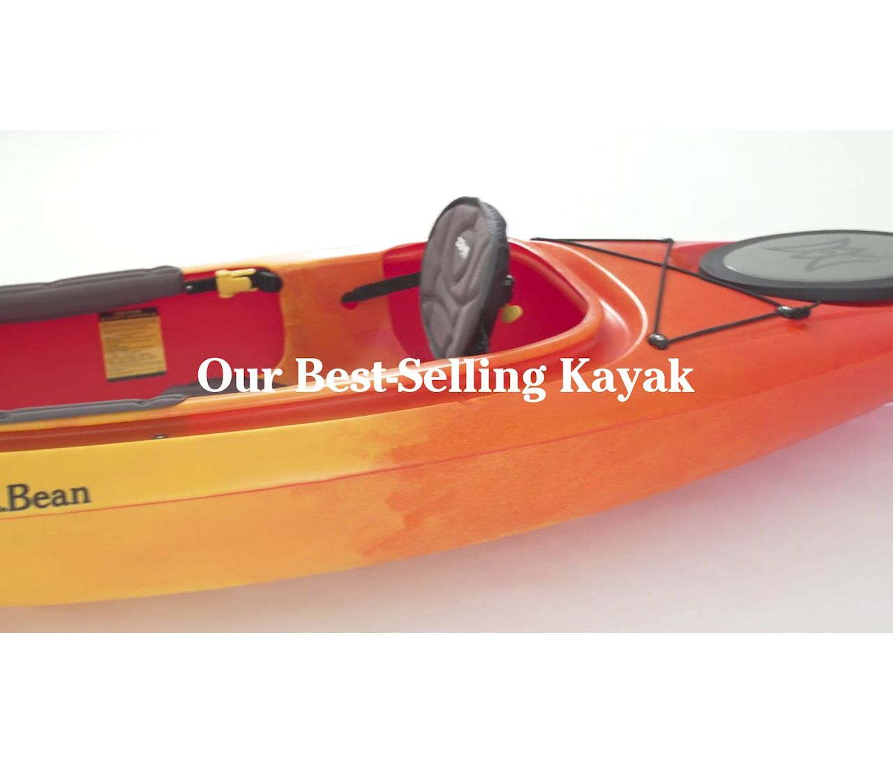 Video: L.L.Bean Manatee Kayak
