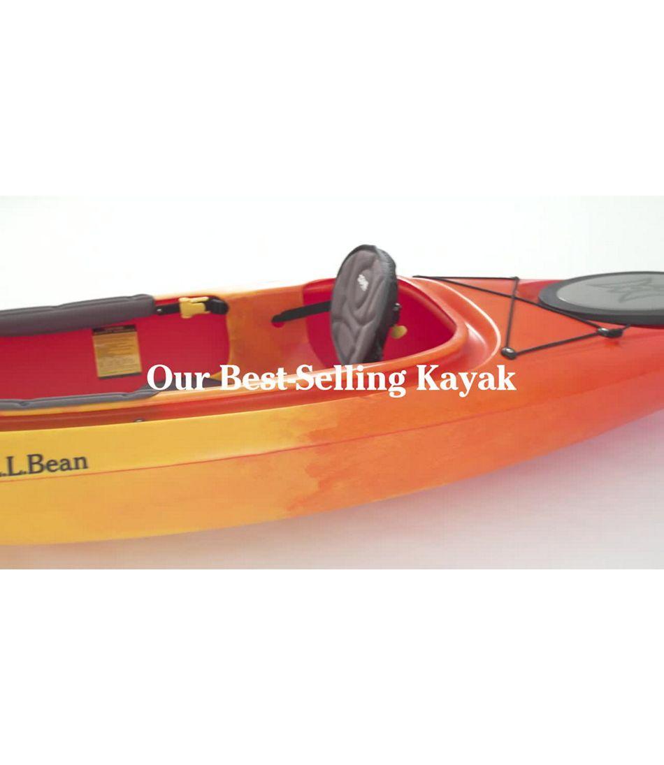 Video: L.L.Bean Manatee Kayak