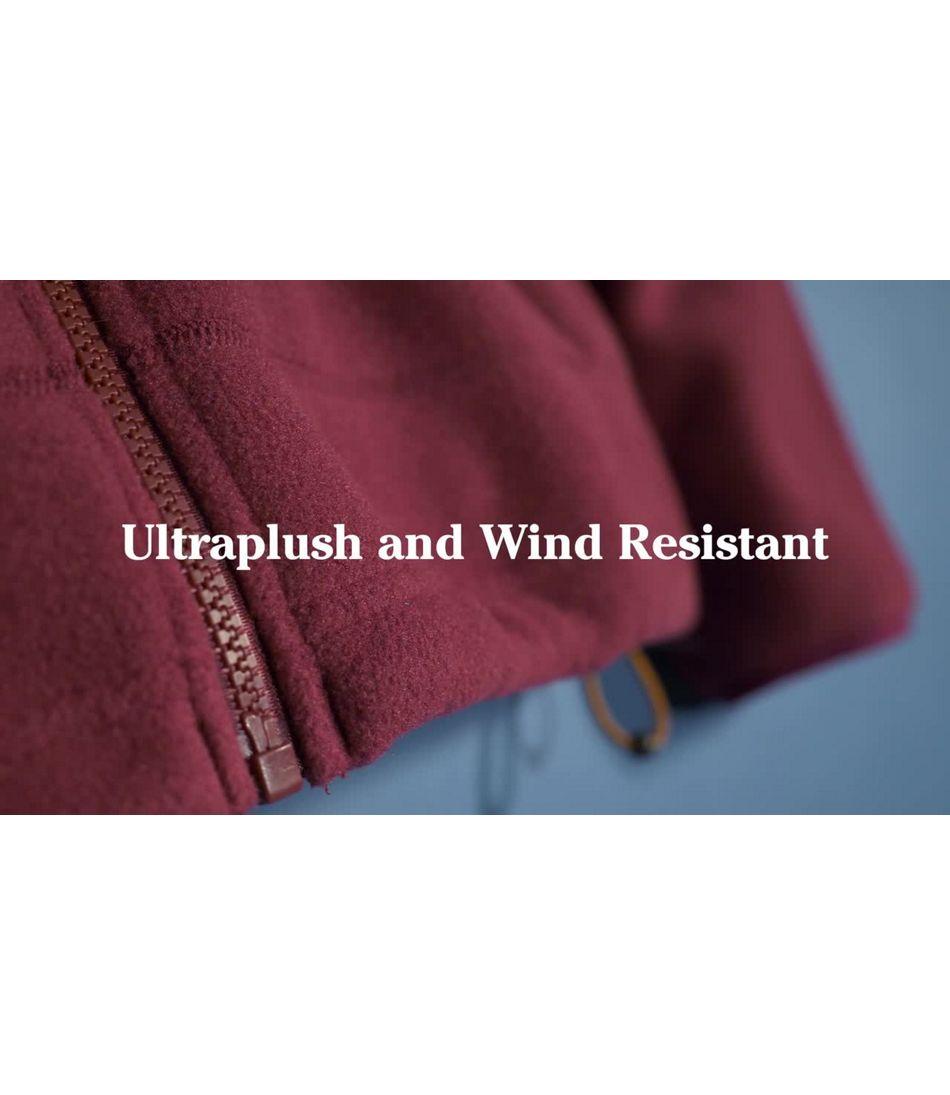 Video: Mountain Classic Fleece Jacket Ws