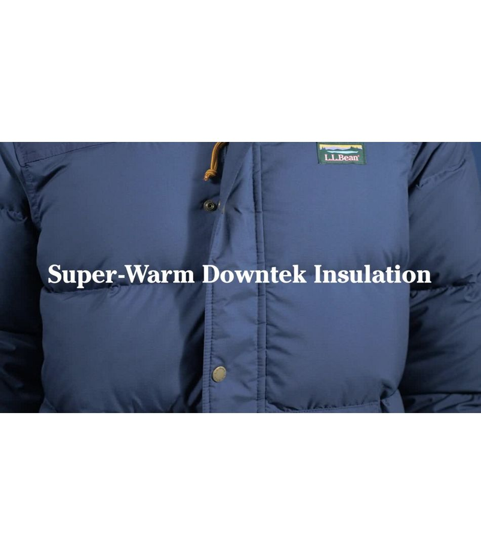 Video: Mountain Classic Down Jacket Mens