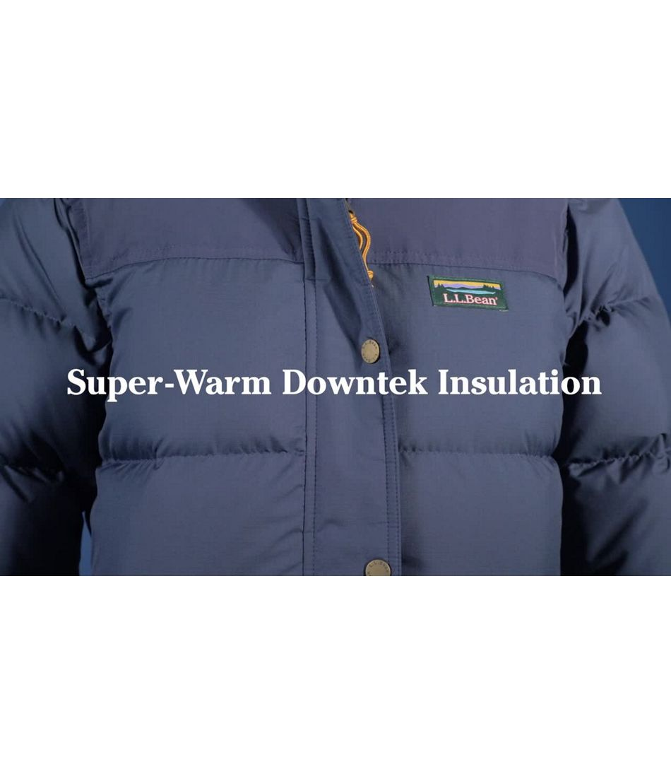 Video: Mountain Classic Down Jacket Womens