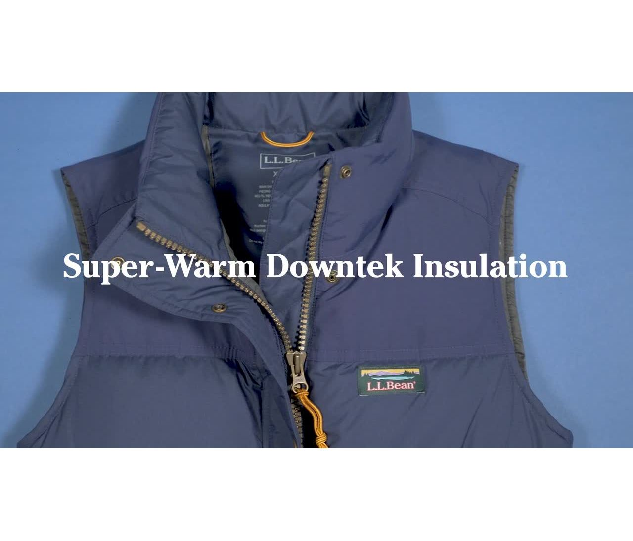 Video: Mountain Classic Down Vest Womens