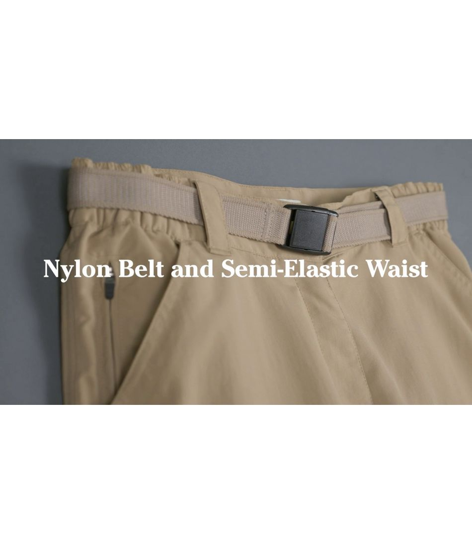 Video: No Fly Zone Pants Zip-Leg Womens