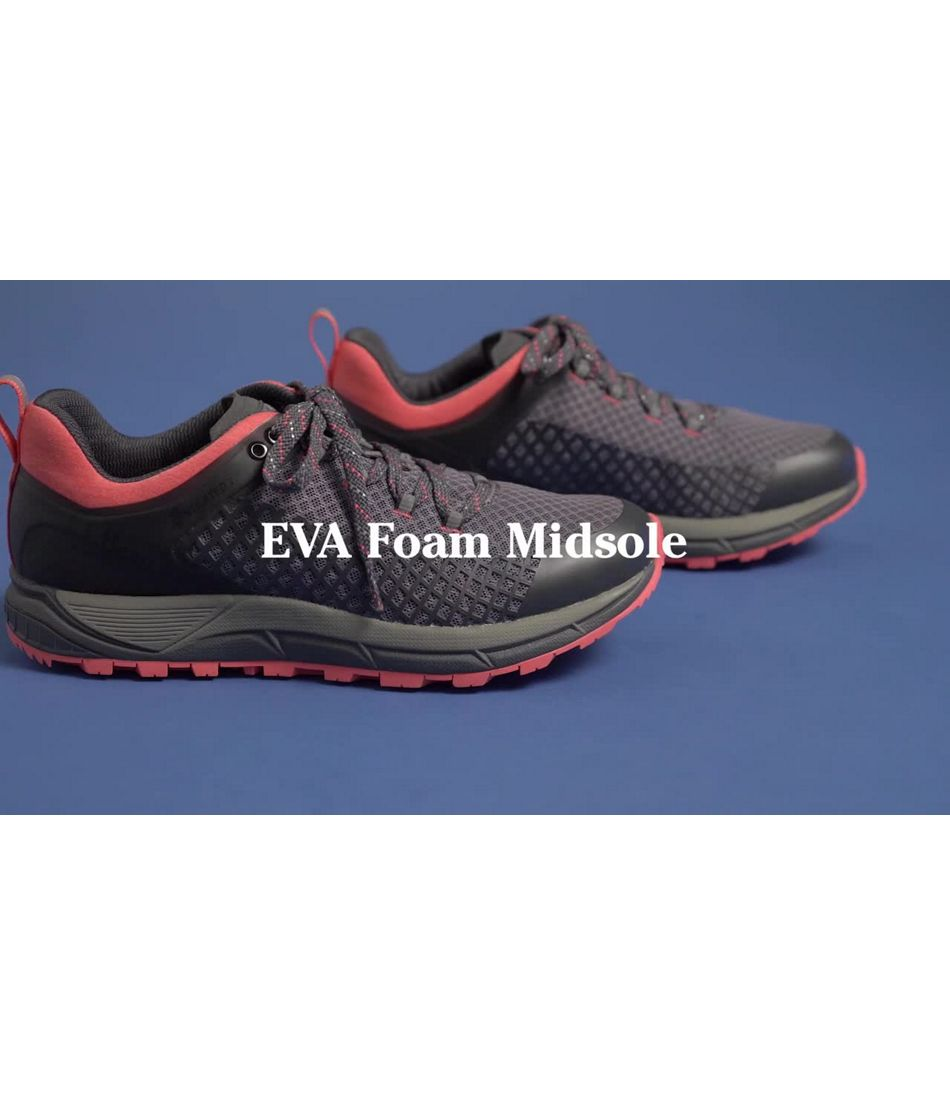 Video: North Peak Ventilated Trail Shoe Womens