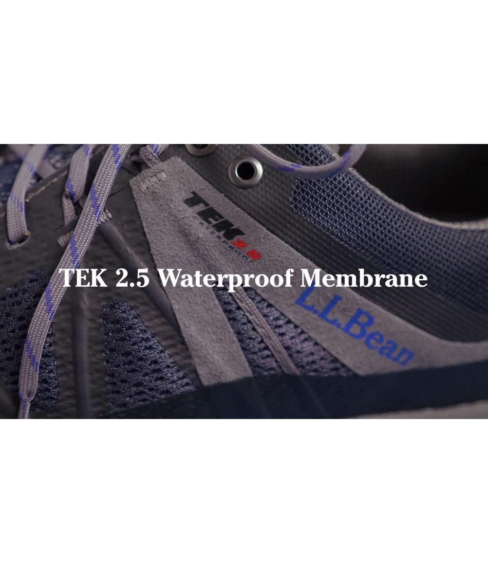 Video: North Peak Waterproof Trail Shoe Mens