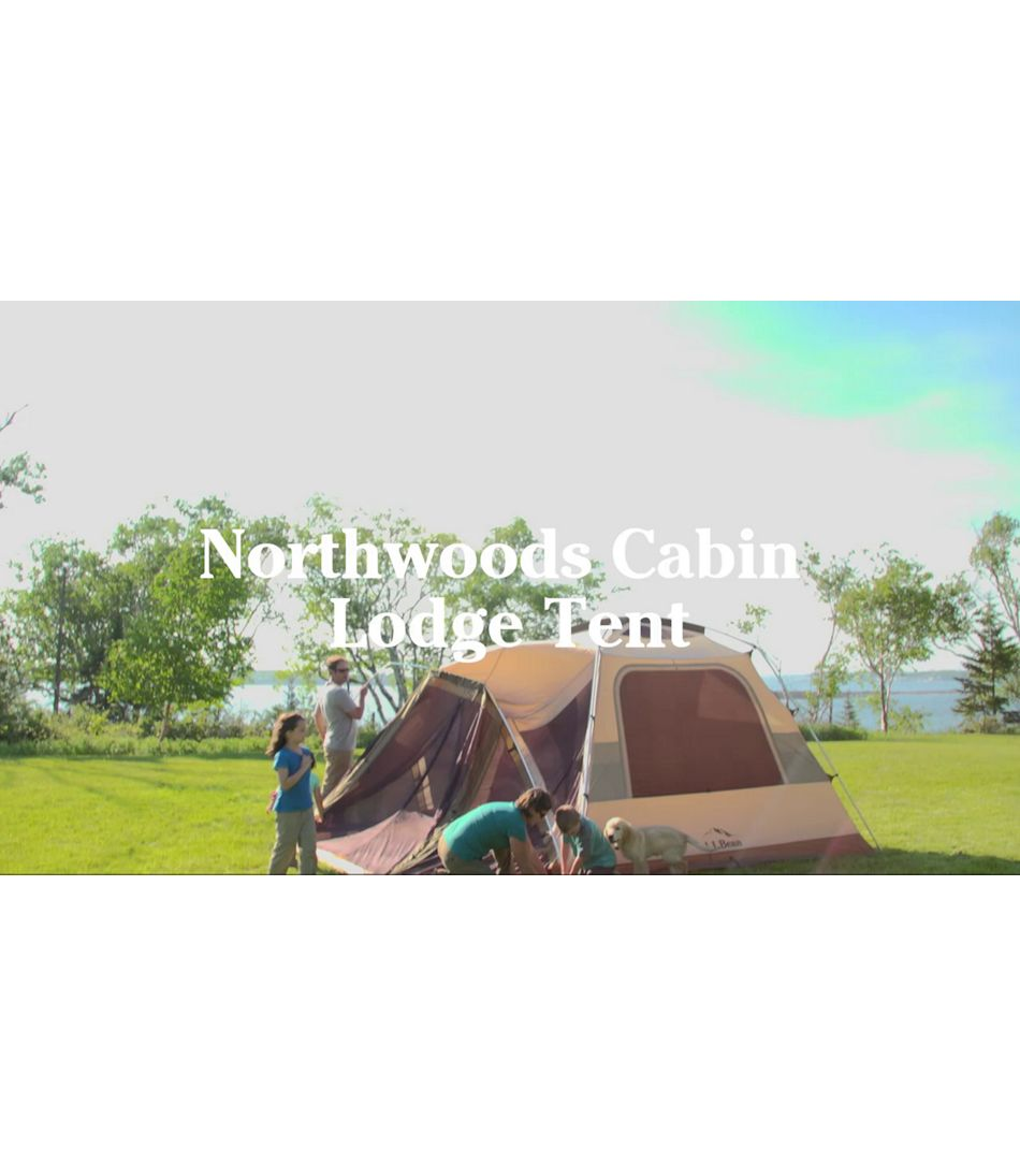 Video: Northwoods Cabin Lodge