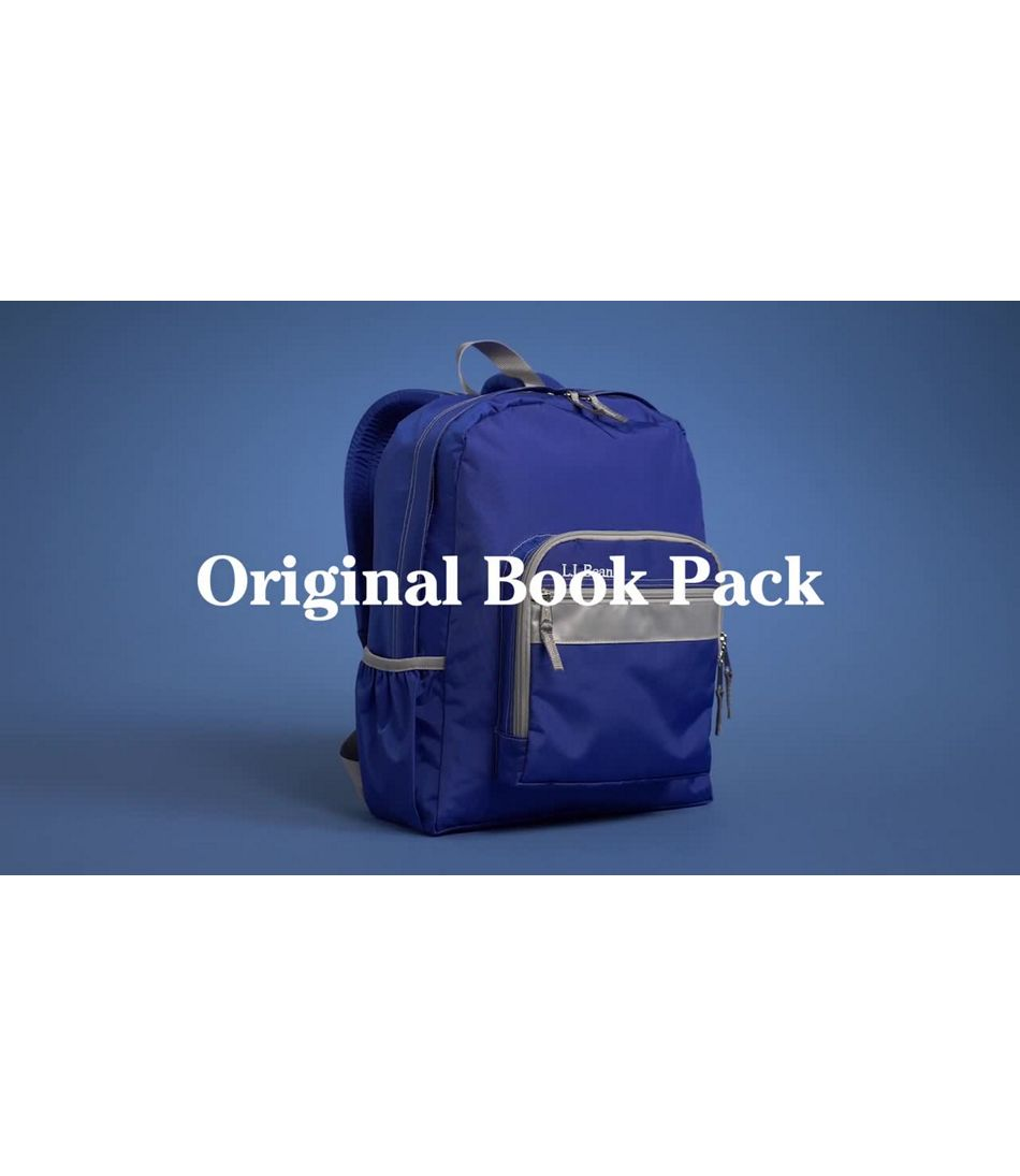 Video: Original Bookpack