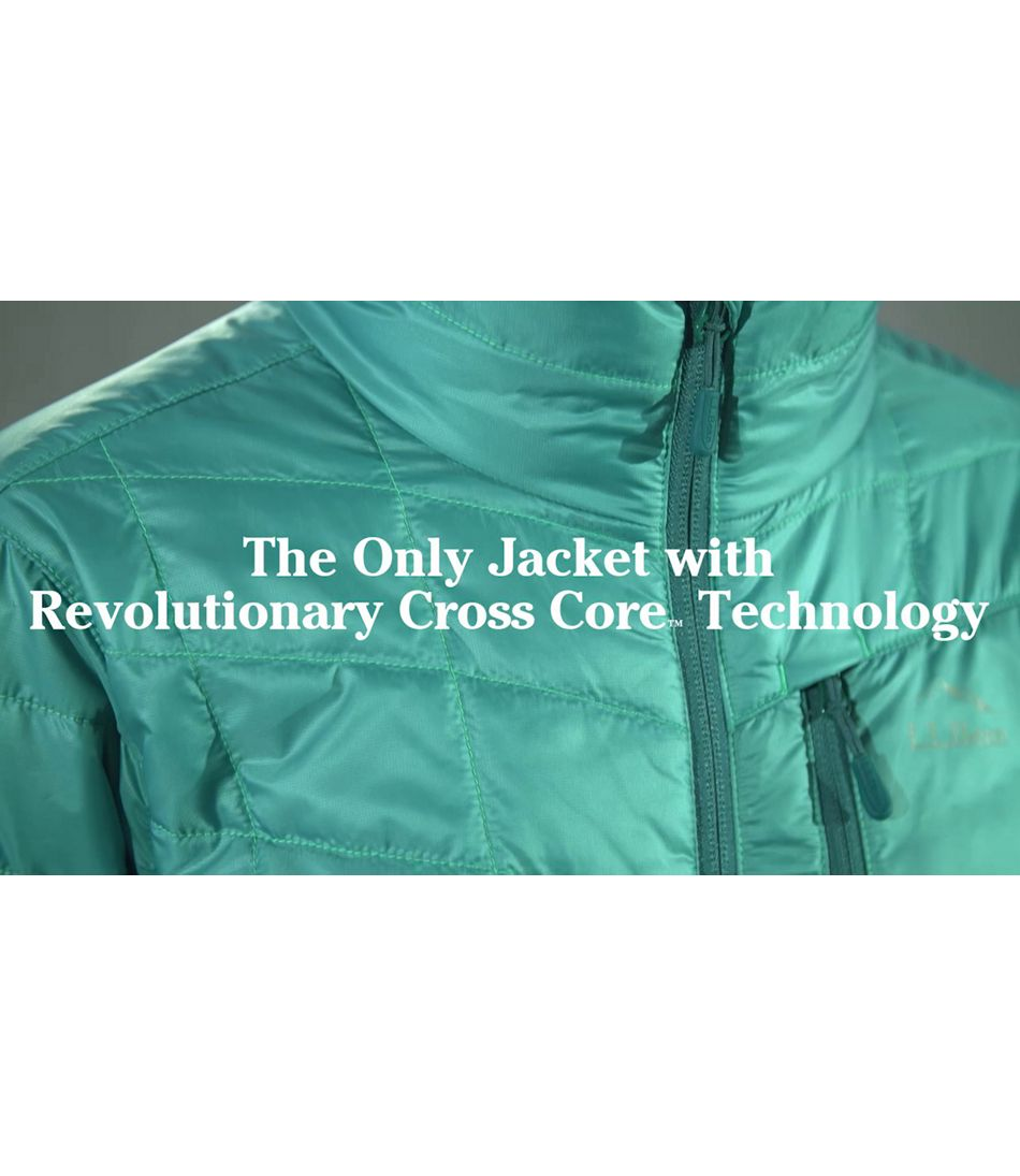 Video: Primaloft Packaway Jacket Ws