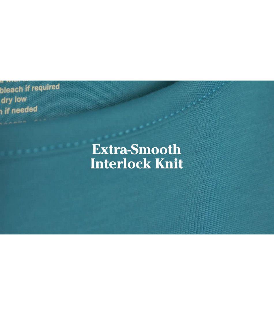 Video: Pima Shaped Boatneck Tee Long Sleeve Misses Regular