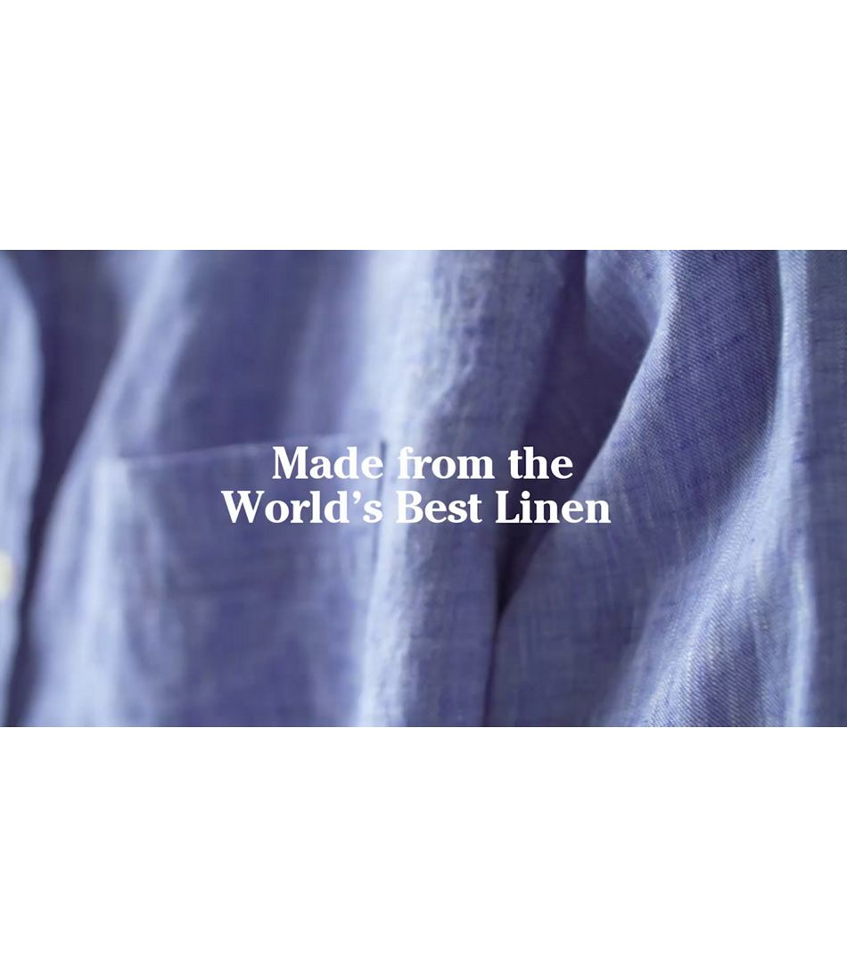 Video: Washable Linen Tunic Ws