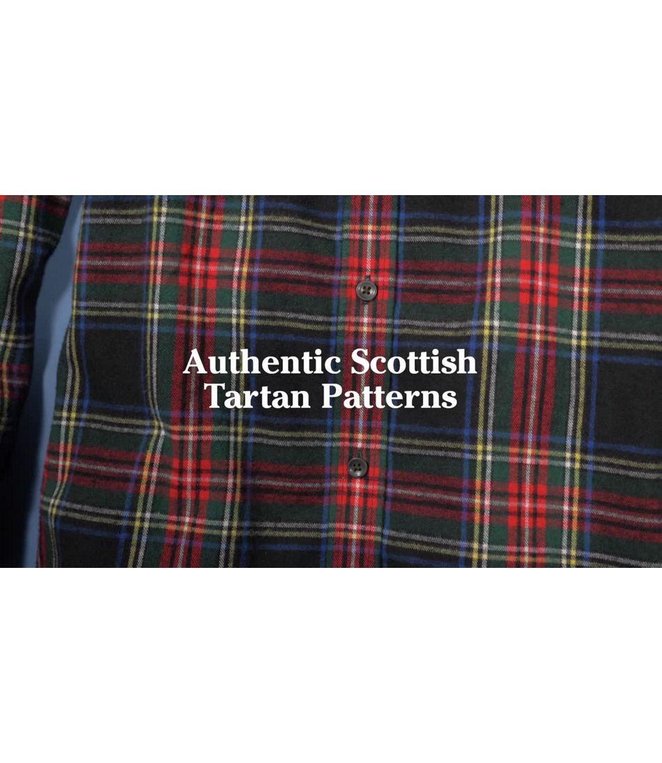 Video: Scotch Plaid Flannel Tunic Misses