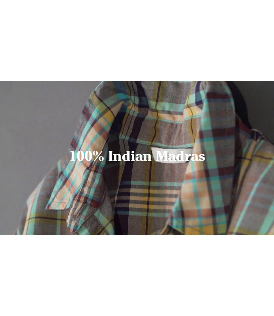 Video: Signature Short Sleeve Madras Shirt Ws