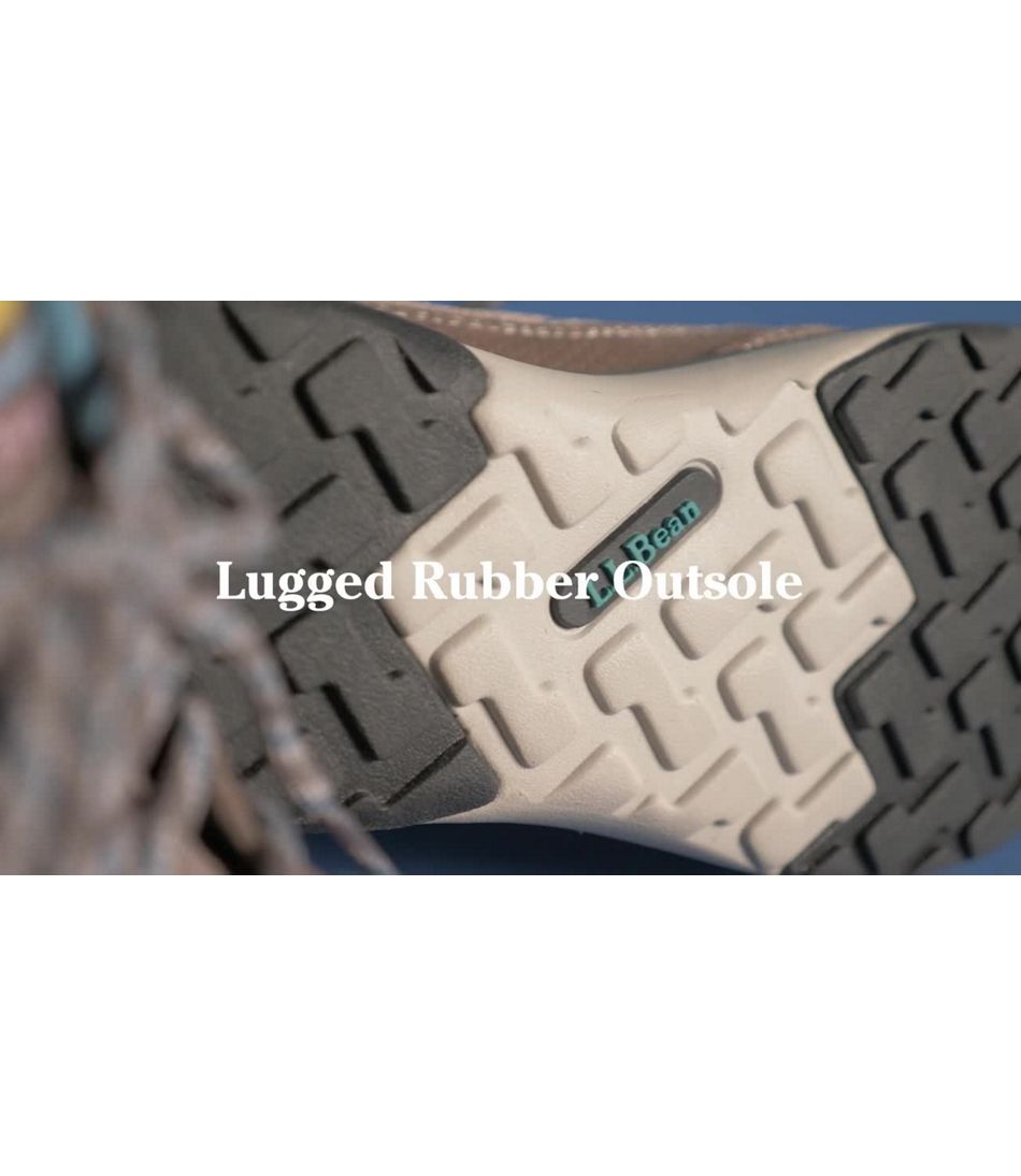 Video: Snow Sneaker 4 Mid Lace Womens