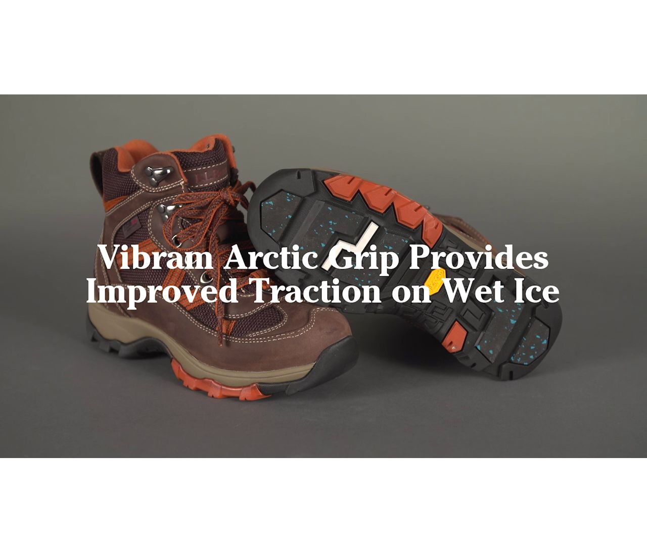 Video: Arctic Grip Snow Sneaker Ks