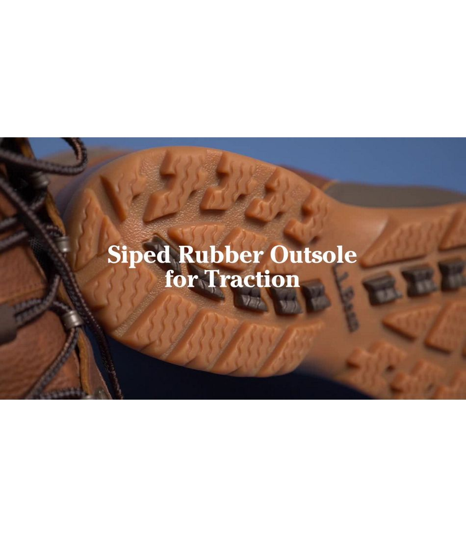 Video: Storm Chaser Boot 5 Lace Leather Mens