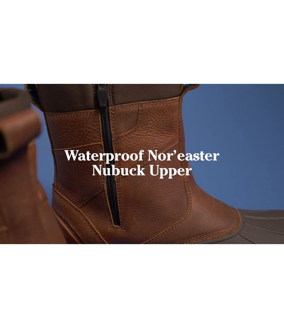 Video: Storm Chaser Boot 5 Pull On Zip Mens