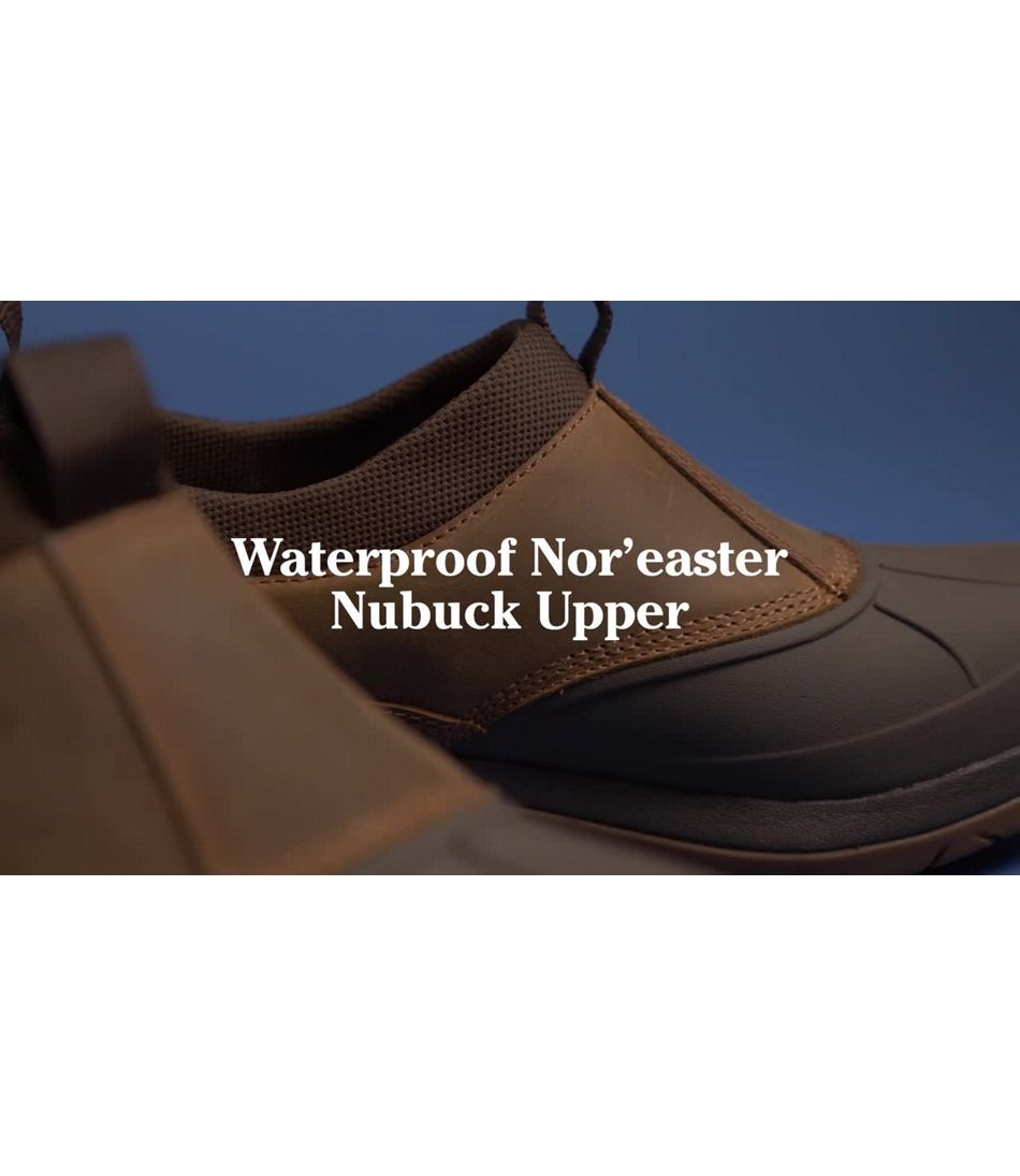 Video: Storm Chaser Shoe 5 Slip On Womens