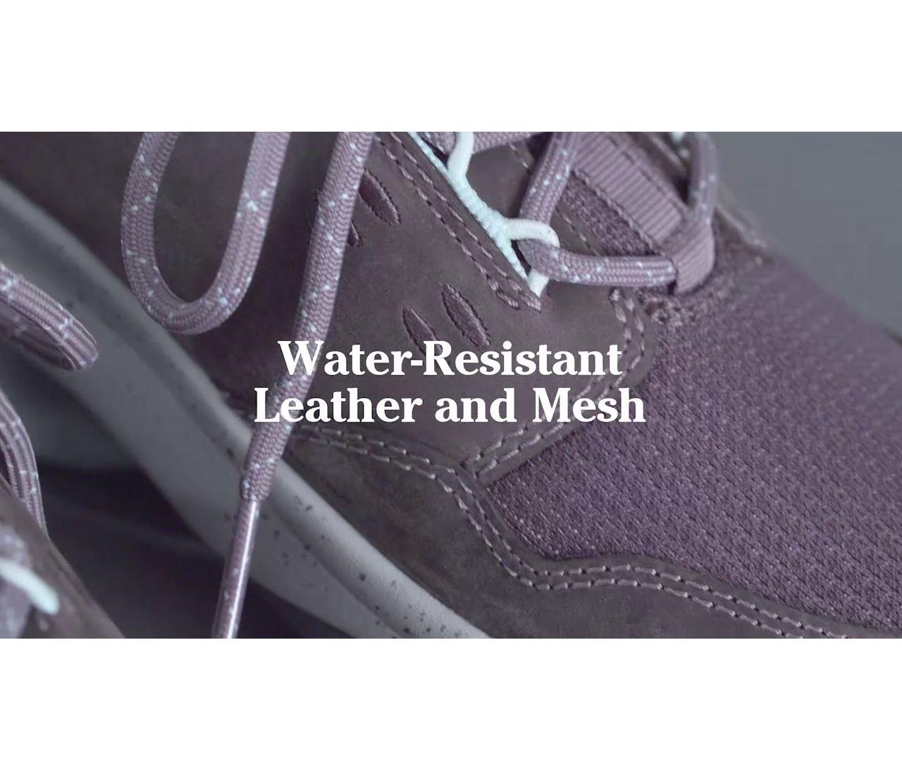 Video: Traverse Trail Sneaker Womens