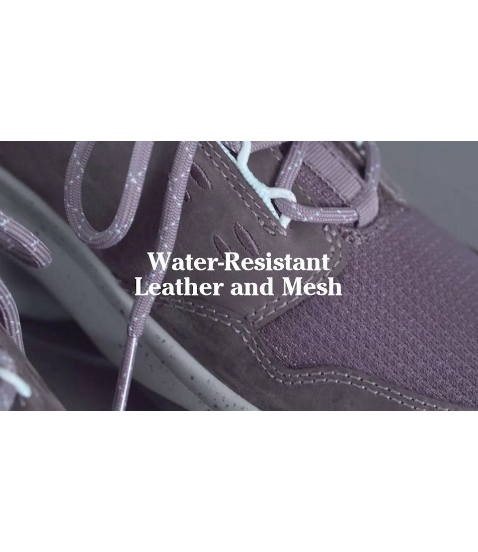 Video: Traverse Trail Sneaker Womens