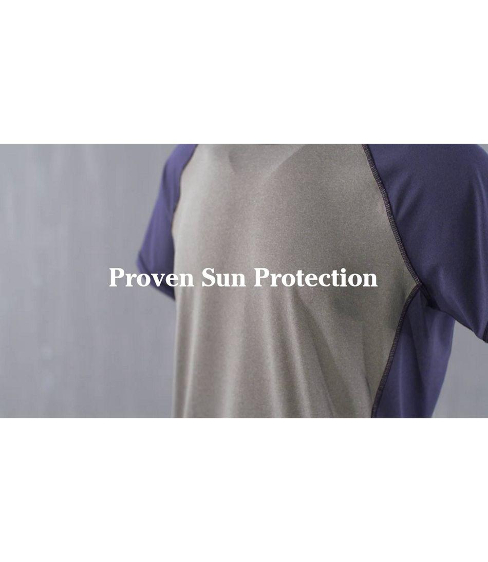 Video: Mens L.L.Bean UPF 50 Sun Shirt