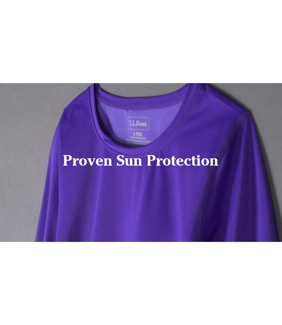 Video: Womens Beans UPF 50 Sun Shirt