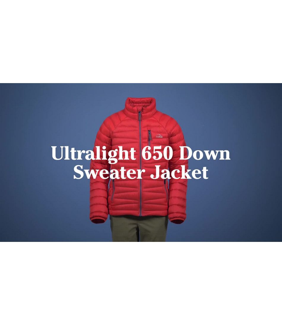 Video: Ultralight 650 Down Sweater Kids'