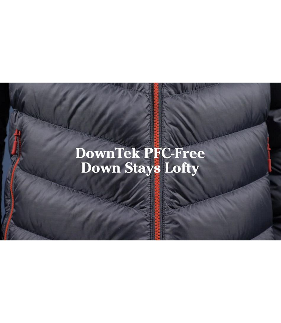 Video: Ultralight 850 Down Jacket Ms
