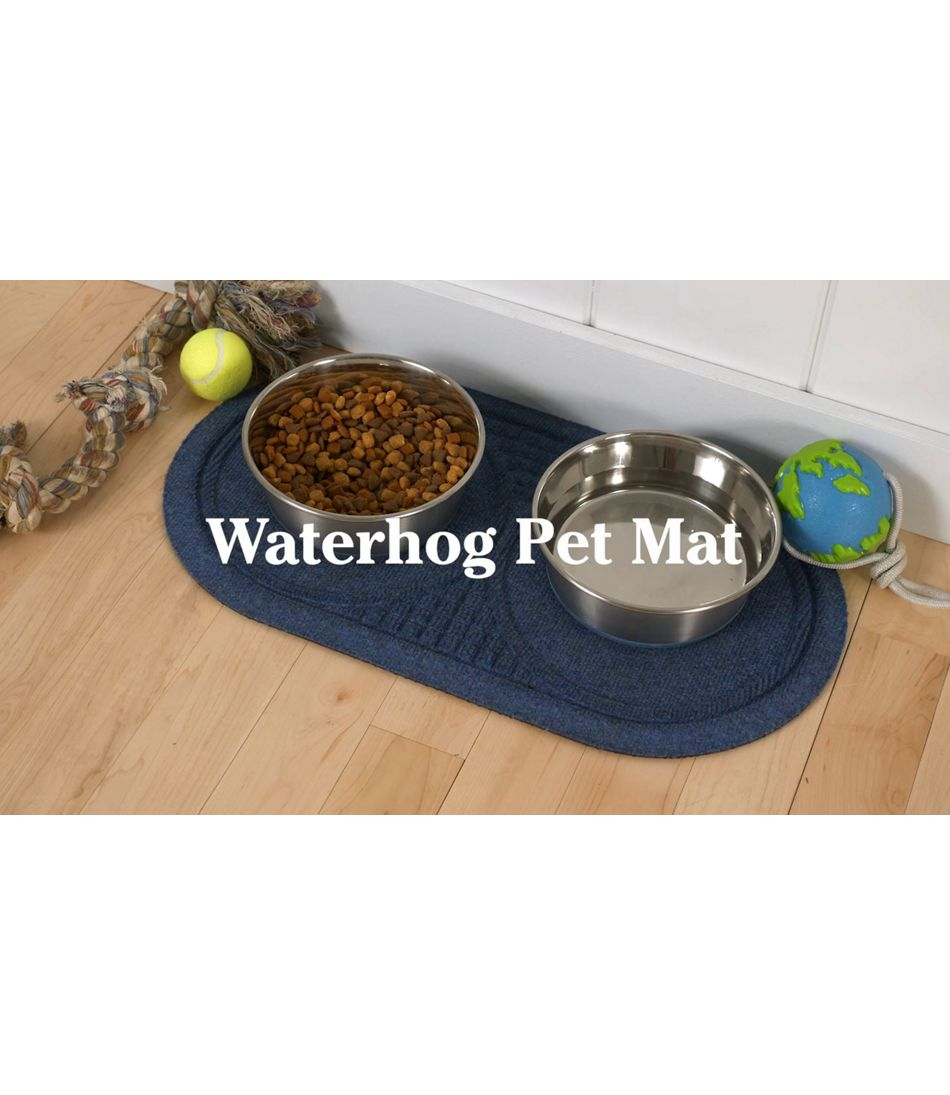 Video Waterhog Pet Mat Placemat