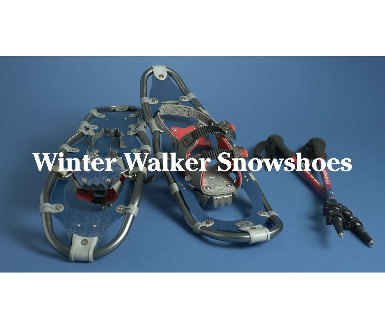 Video: Winter Walker Snowshoes Mens