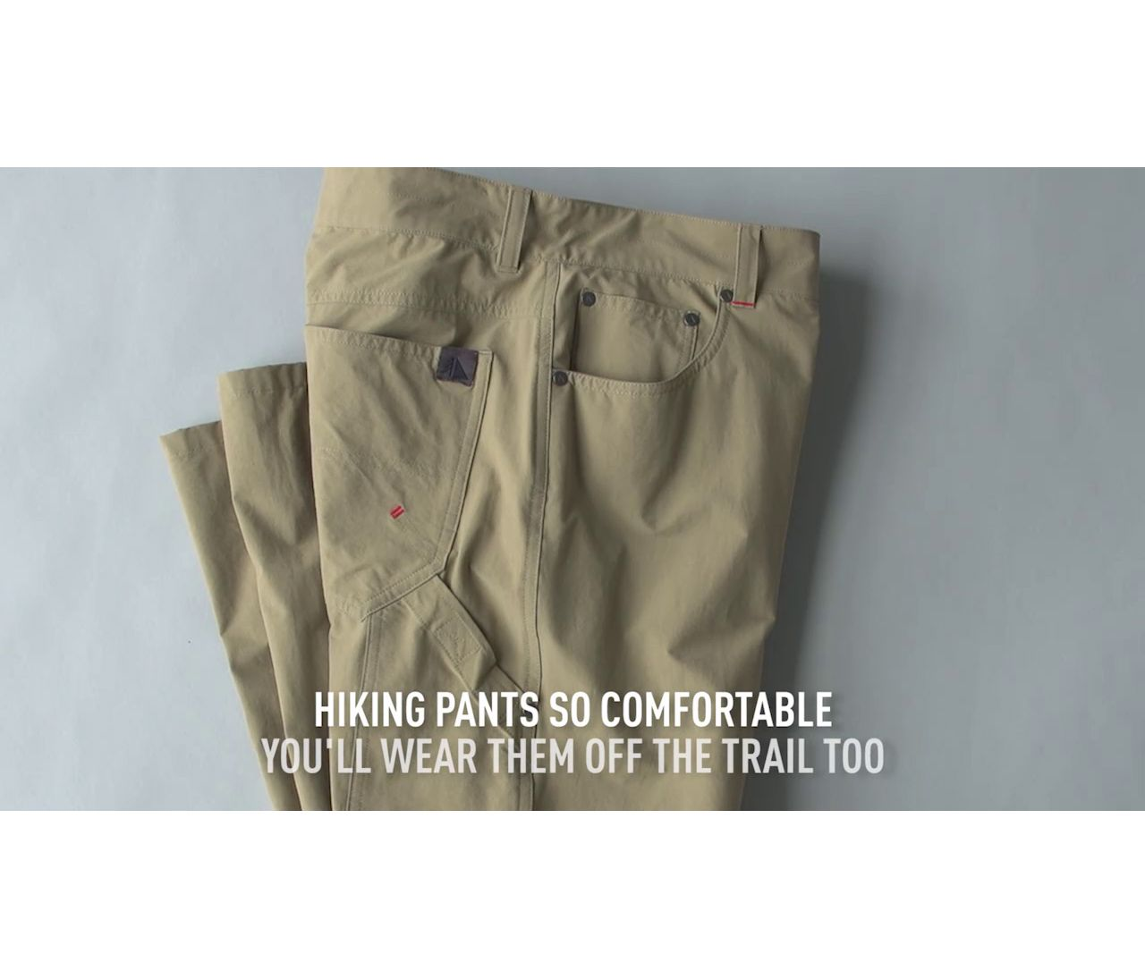 Video: 5 Pocket Cresta Pants
