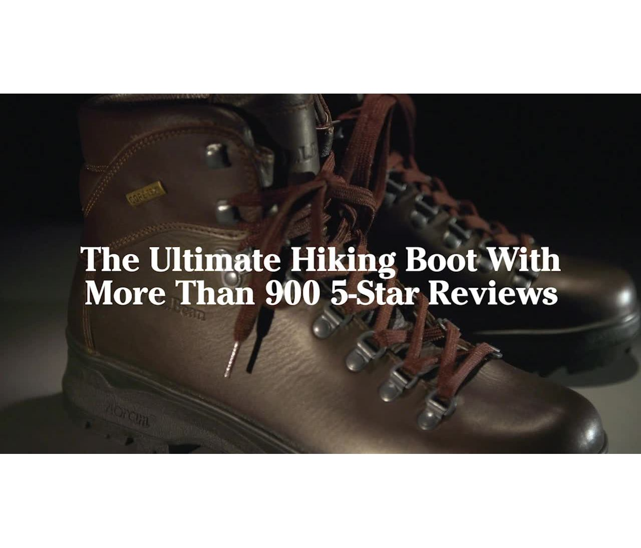 Video: Cresta Hiking Boot