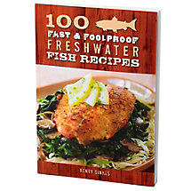 100 Fish Recipes Cookbook by Henry Sinkus at Legendary Whitetails