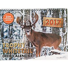 2017 Legendary Whitetails Calendar